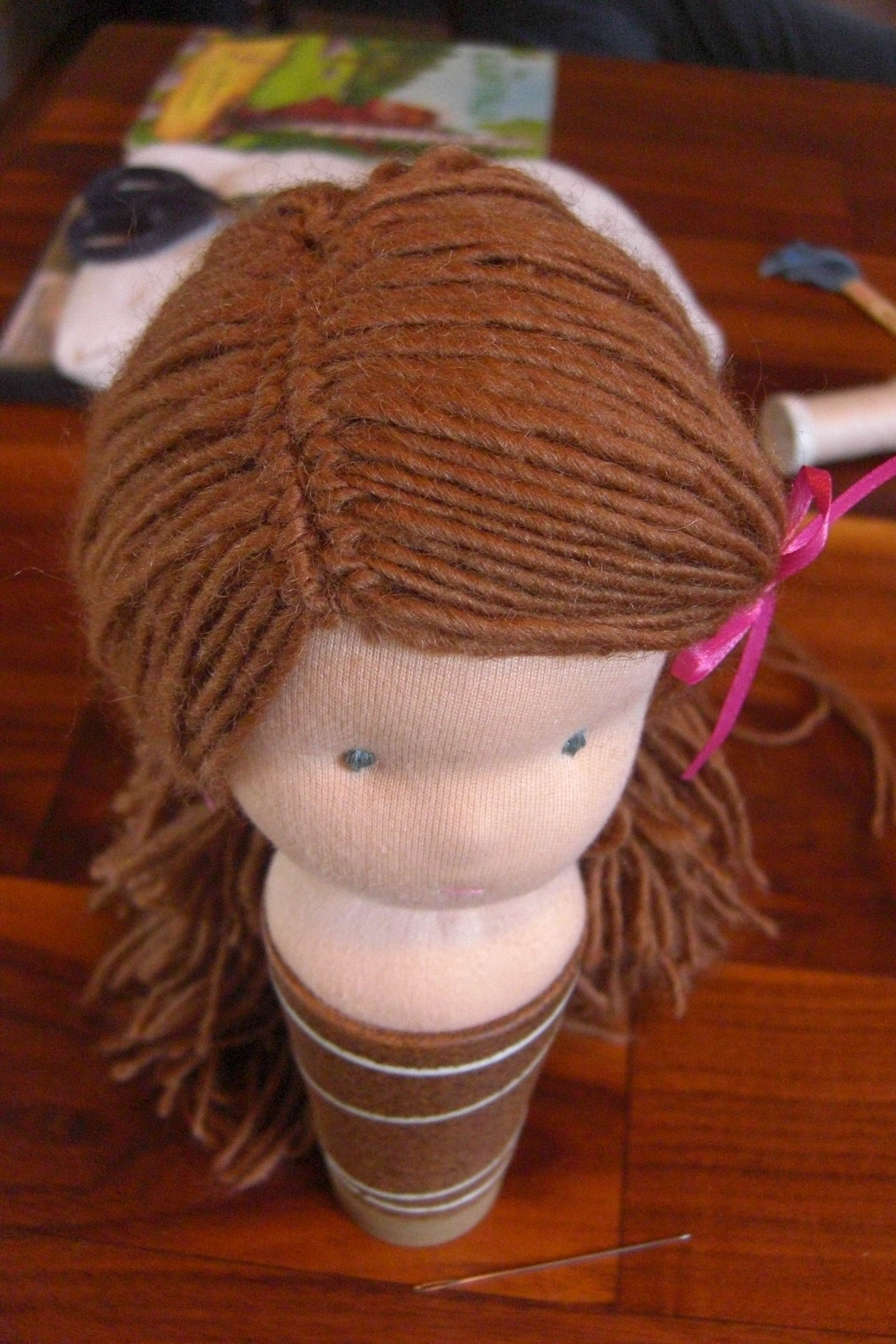 Crochet Hair For Dolls : Leave a Reply Cancel reply